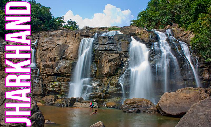 Jonha Falls, Jharkhand, Indien