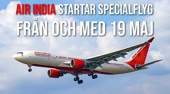 Air India Corona
