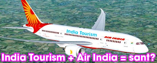 Air India & India Tourism