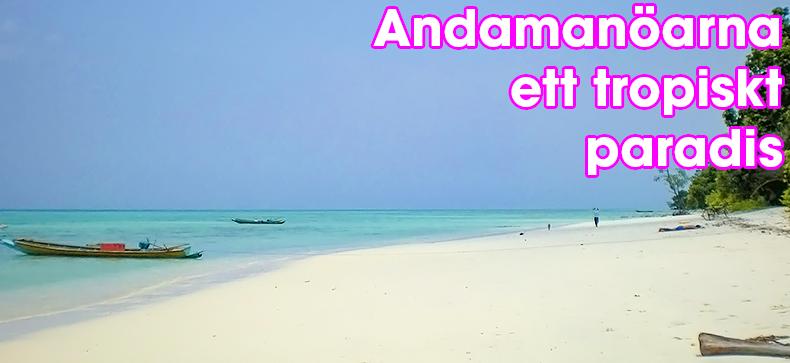 Andamanerna och Nicobarerna
