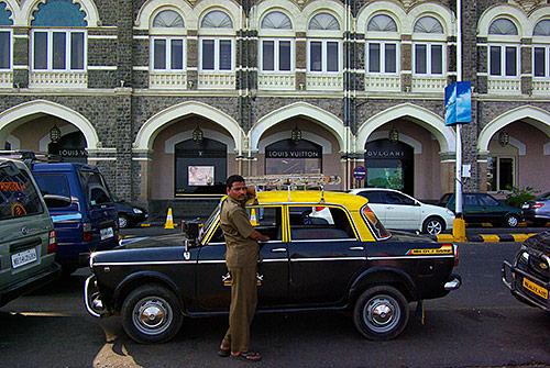 Bombay ar indiens ekonomiska centrum