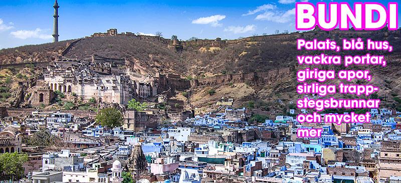Bundi, Rajasthan, Indien