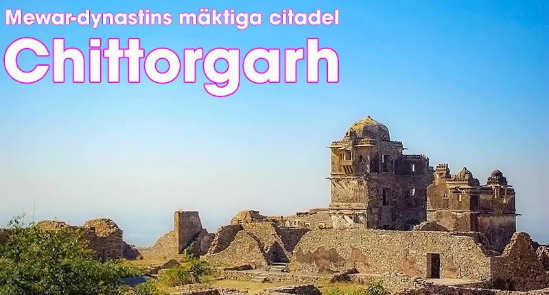 Chittorgarh, Rajasthan, Indien