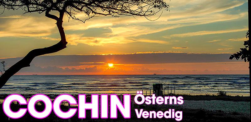 Cochin (Kochi) Österns Venedig