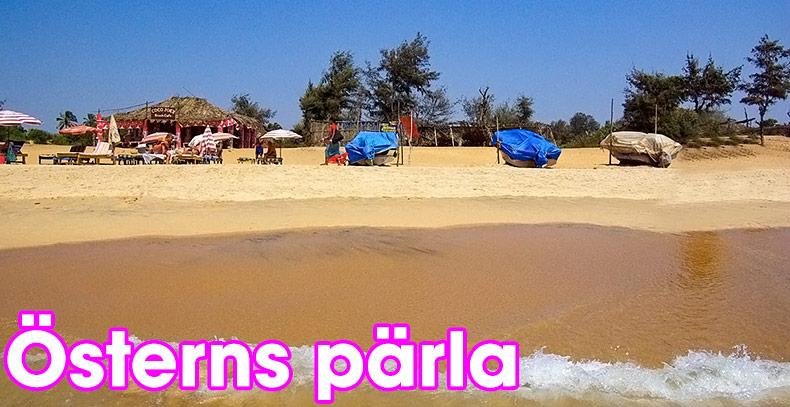 Goa i Indien - Strand och hav i Österns pärla