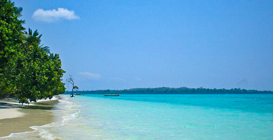 Havelock Island - Numer Swaraj Dweep