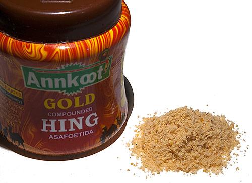 Hing (asa foetida)