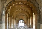 Röda fortet - Red Fort - Lal Qila