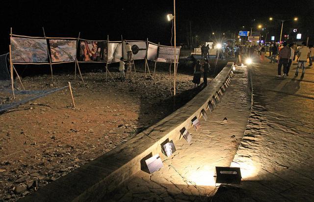 Bandra Promenade: