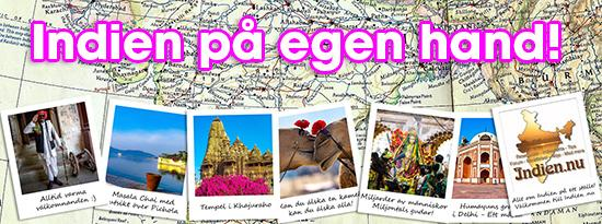Resa till Indien på egen hand