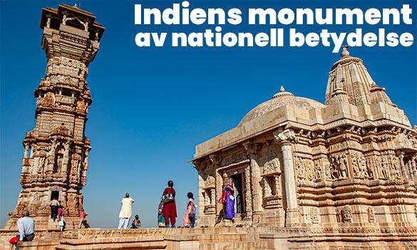 Inventering av Indiens skyddade monument