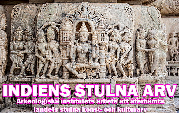 Indiens stulna konst- och kulturarv