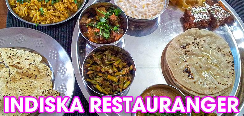 Indiska restauranger