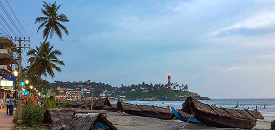 Lighthouse Beach Kerala