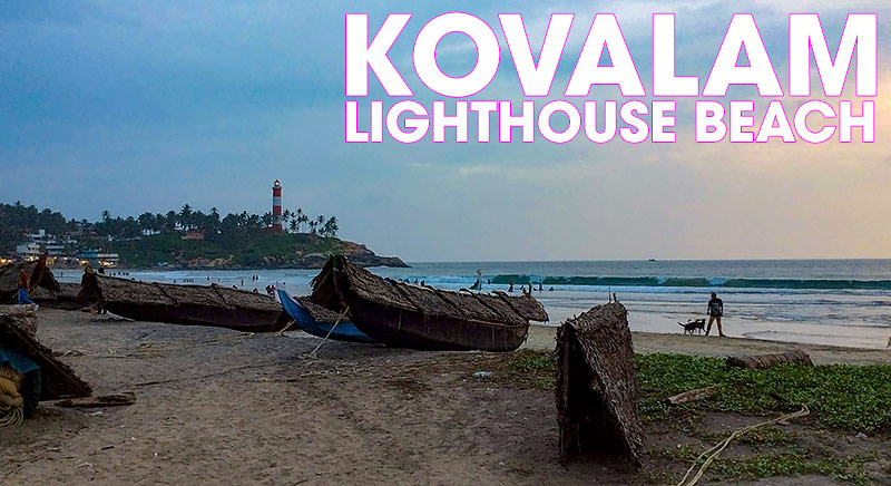 Kovalam, Kerala, Indien