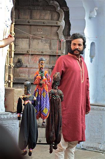 Indiska kläder herr