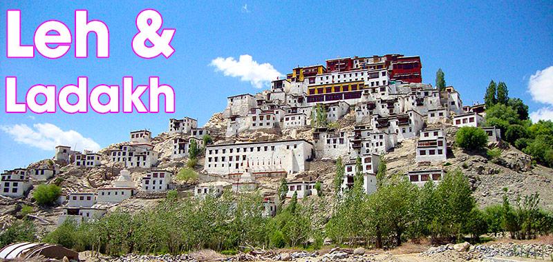 Leh och Ladakh