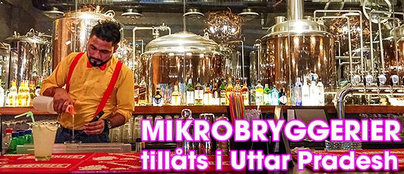 Mikrobryggeri Uttar Pradesh