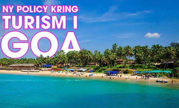 Ny turismpolicy i Goa, Indien