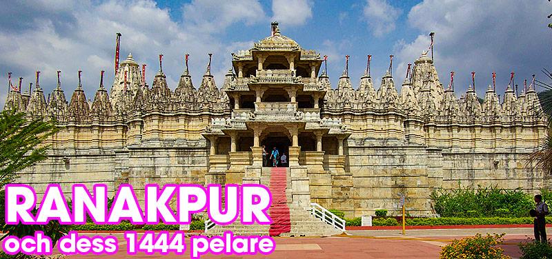 Ranakpur, Rajasthan, Indien