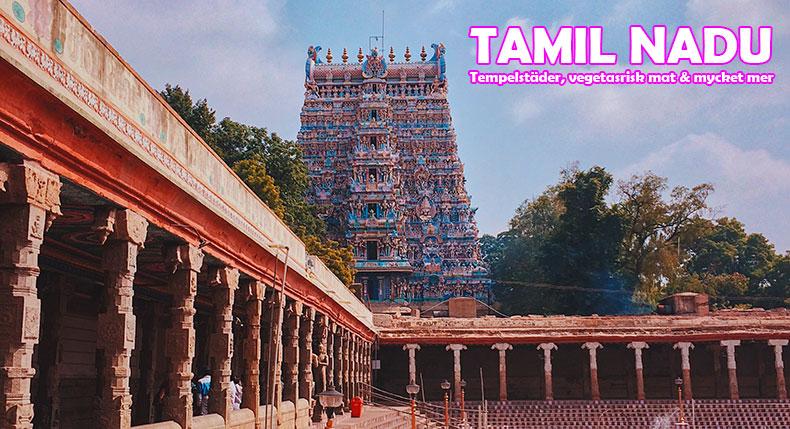 Tamil Nadu i Indien