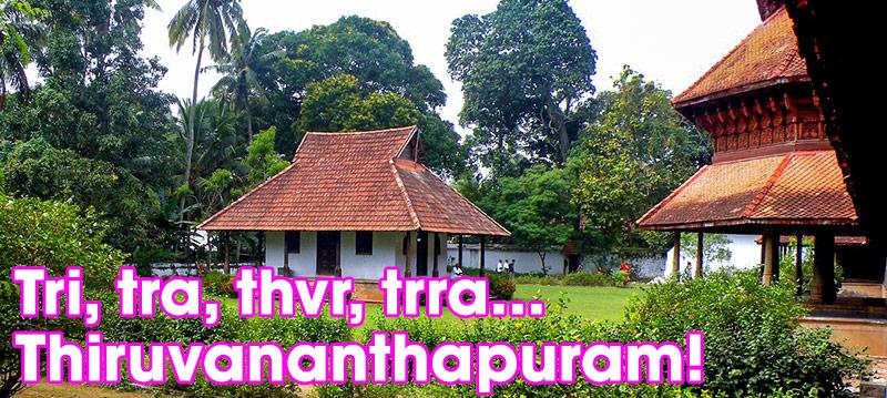 Thiruvananthapuram (Trivandrum), Kerala, Indien