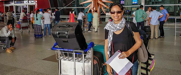 Regel nummer ett — packa inte för mycket. Glömmer du att ta med någonting  eller om du tvekar att ta med någonting så går det troligen att köpa i  Indien till ... bfc730f7e39e1